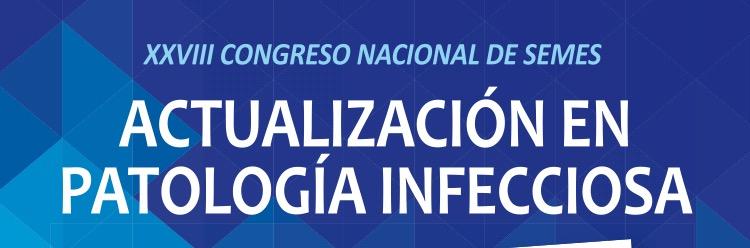 Programa actualizacion en patología infecciosa en Congreso nacional SEMES 2016